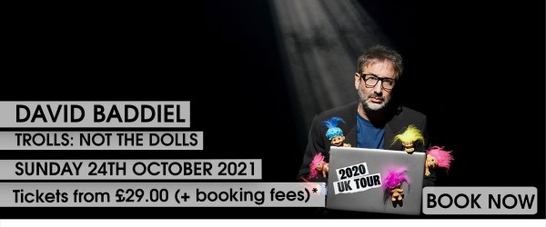 24.10.21 David Baddiel FORUM T